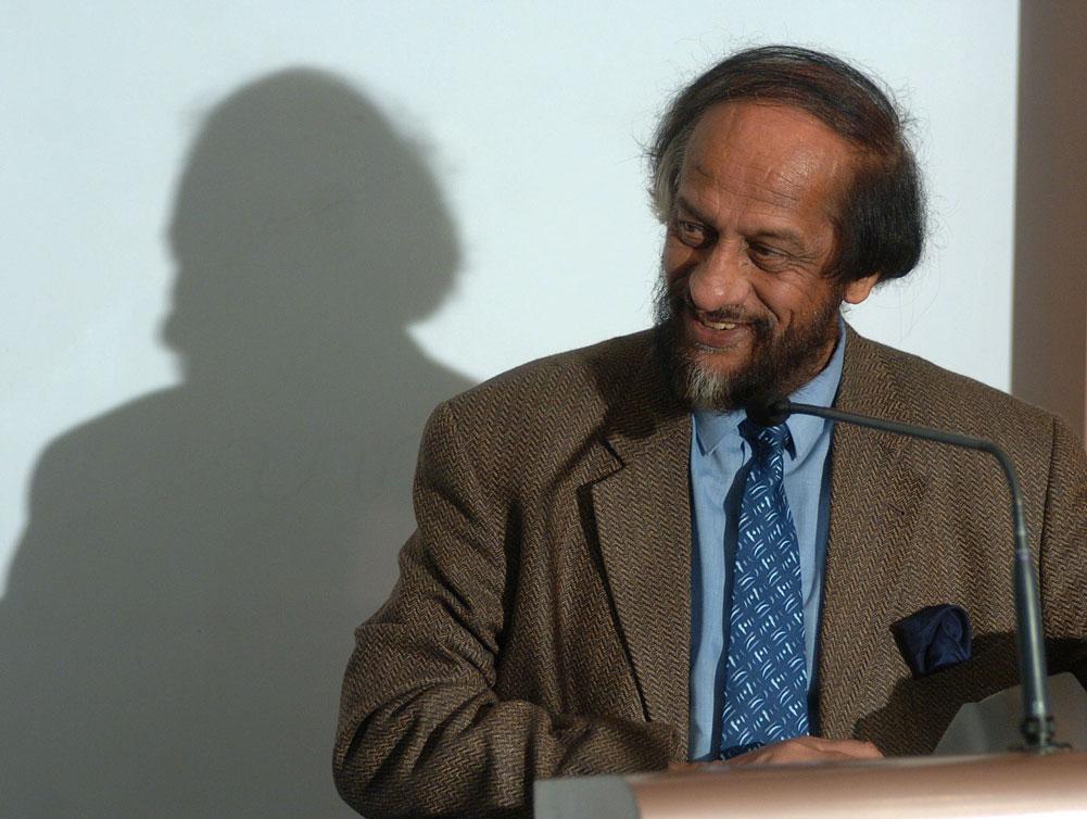 Ex-TERI chief R K Pachauri