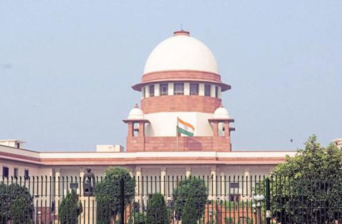 A view of the Supreme Court of India. (pic for representation only)