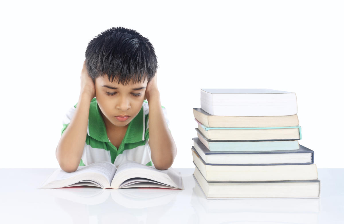 """The petition claimed that homework """"creates tears and tantrums"""" at home and sometimes takes too much time. (Image for representation)"""