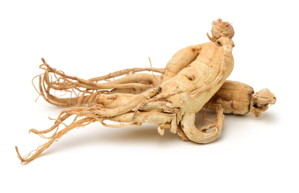 Ginseng is a great energy-booster