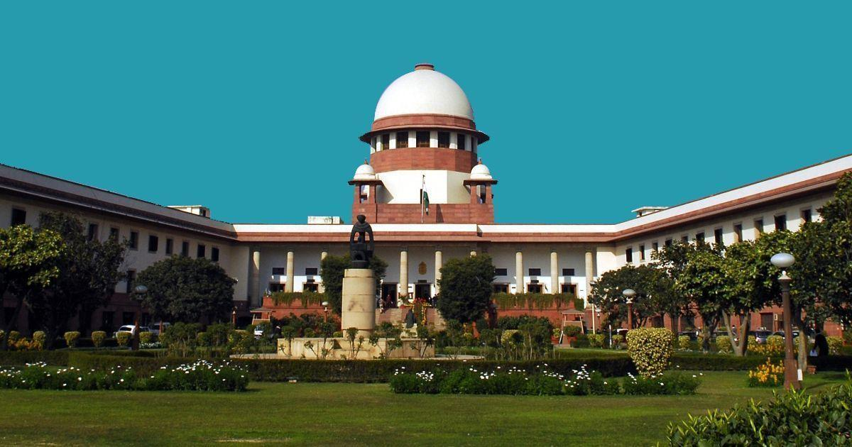 The special bench of the apex court is seized of a total of 14 appeals filed against the high court judgement delivered in four civil suits. DH File Photo