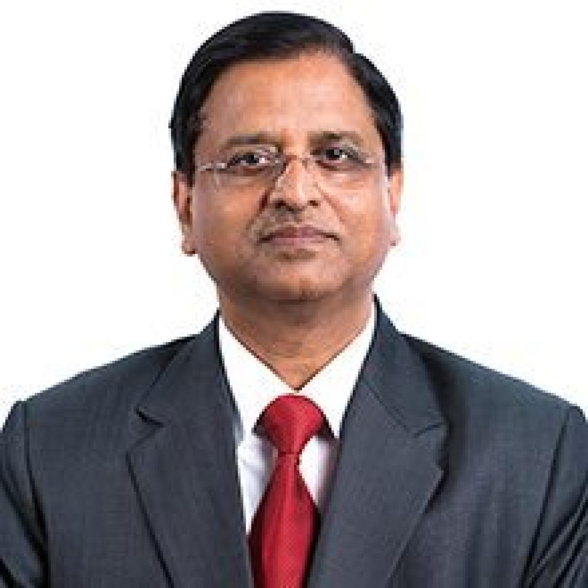 Economic Affairs Secretary Subhash Chandra Garg. (pic @SecretaryDEA)