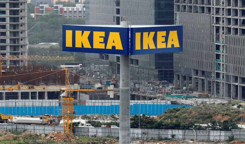 Ikea is spending $1.5 billion in India but analysts reckon it is going to be several years before the company with a presence in 49 countries starts seeing significant returns on that investment. (Reuters file photo)