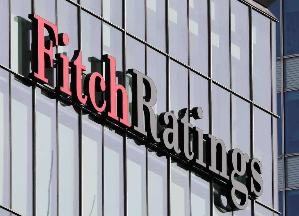 Fitch affirmed India's sovereign rating at 'BBB-' with 'stable' outlook.