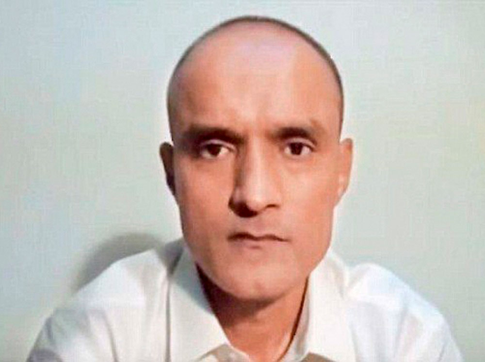 Kulbhushan Jadhav is facing the death row in Pakistan for allegations of espionage. PTI file photo.
