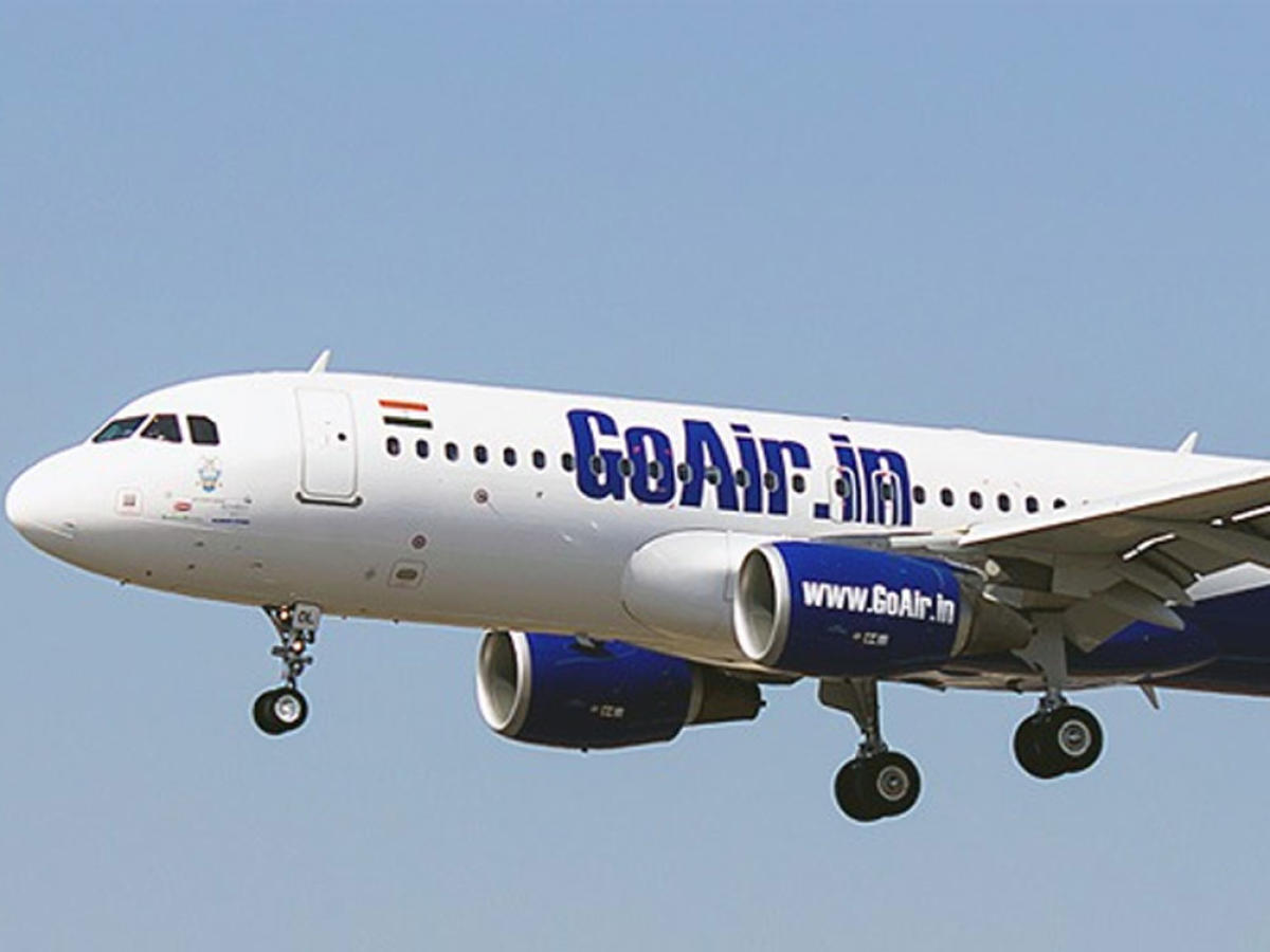 Budget carrier GoAir on Saturday offered up to 10 lakh seats for sale at a heavily-discounted ticket price, starting as low as Rs 1,099 for a one-way travel across its network. File photo