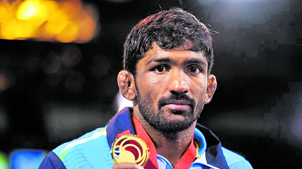Yogeshwar Dutt. DH photo