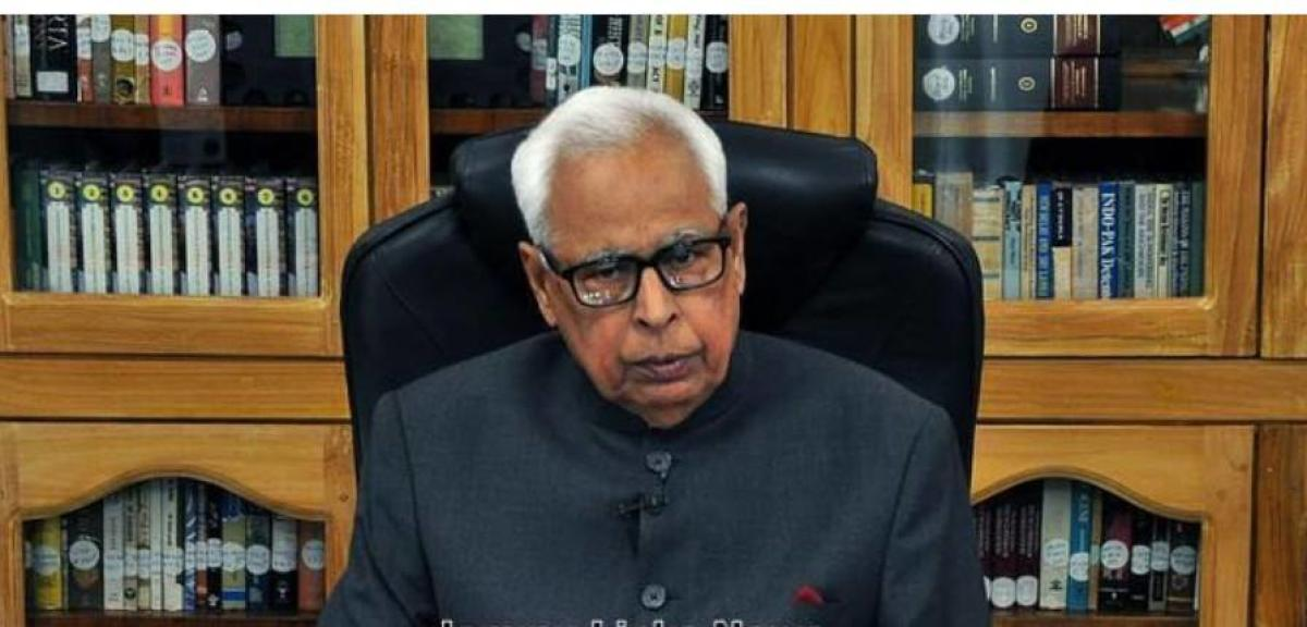 Jammu and Kashmir Governor N N Vohra
