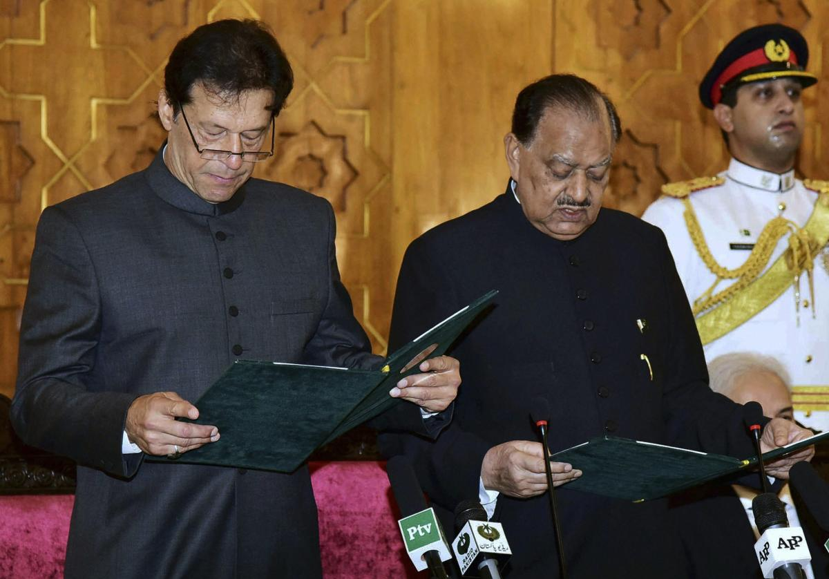 The invitation from Khan is likely to offer Modi an opportunity to use the multilateral forum of the SAARC to reach out to the new Government of Pakistan. (AP/PTI file photo)