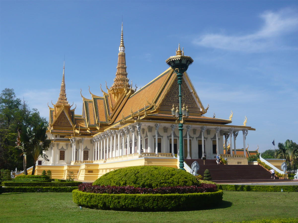 Royal Palace, Phnom Penh