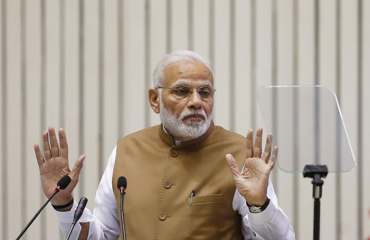 Prime Minister Narendra Modi. Reuters file photo