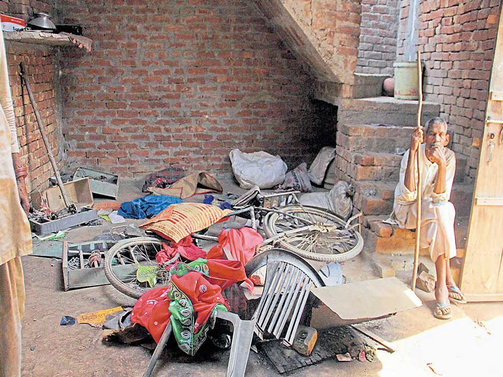 Azad was detained under the stringent National Security Act after the 2017 Saharanpur violence between the Dalit and the Thakur communities. PTI file photo.