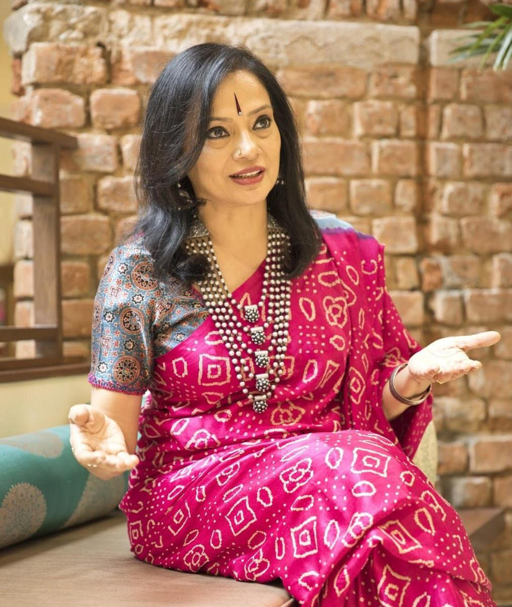 Malavika Sarukkai says mythological stories are a challenge when replicated through dance.