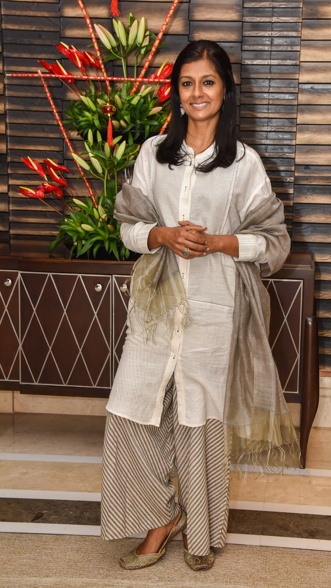 Nandita Das. DH Photo by S K Dinesh