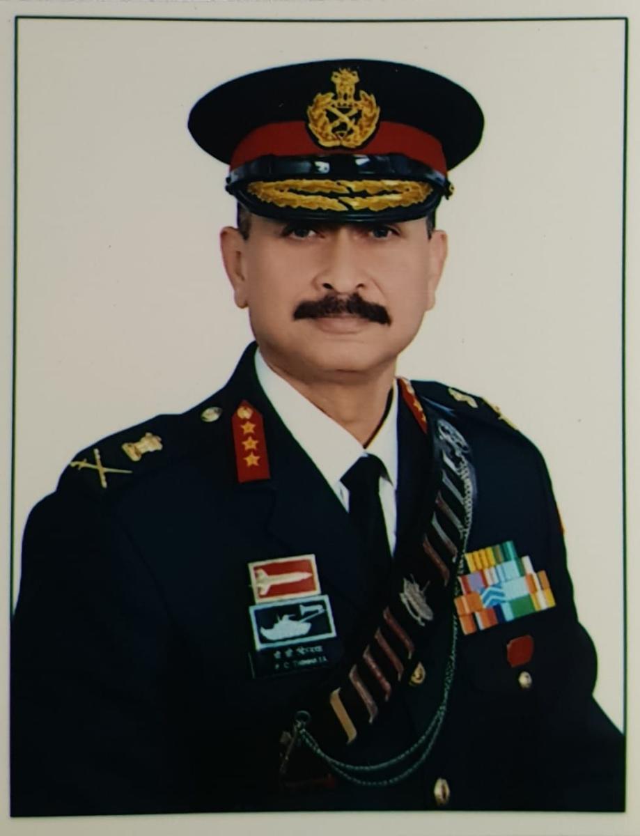 Lt Gen P C Thimmaiah