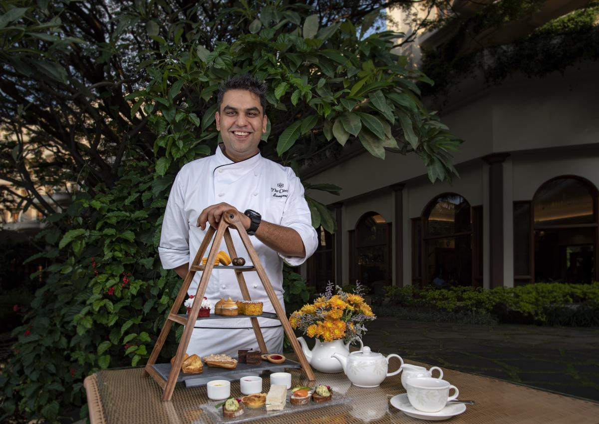 Chef Sangeet Panwar has curated the traditional fare.