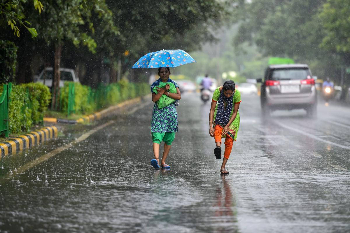 The south-west monsoon has ended with 9% deficit, primarily due to a massive rain shortage in north east India. (PTI File Photo)