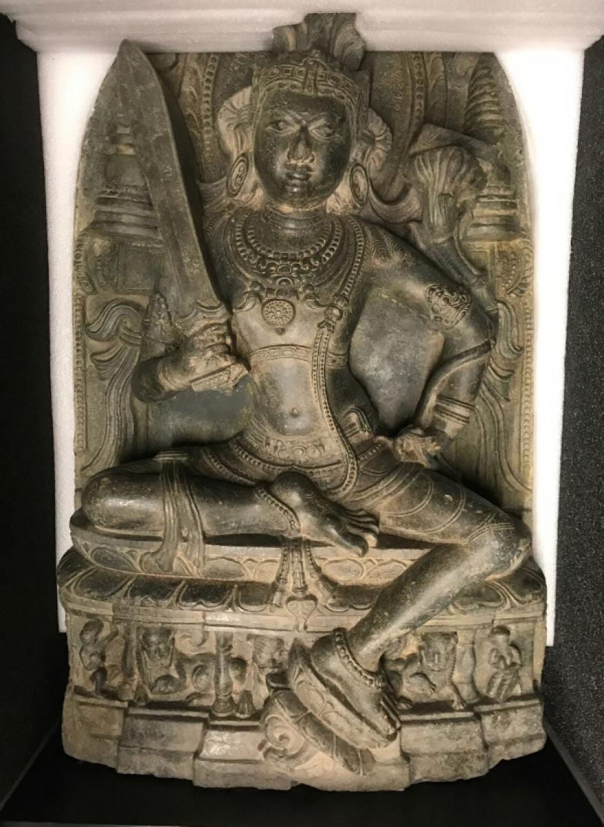 The Manjusri's approximate value is $275,000.