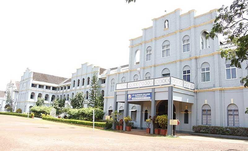 St Aloysius College, Mangaluru. Image source: Wikimedia Commons.
