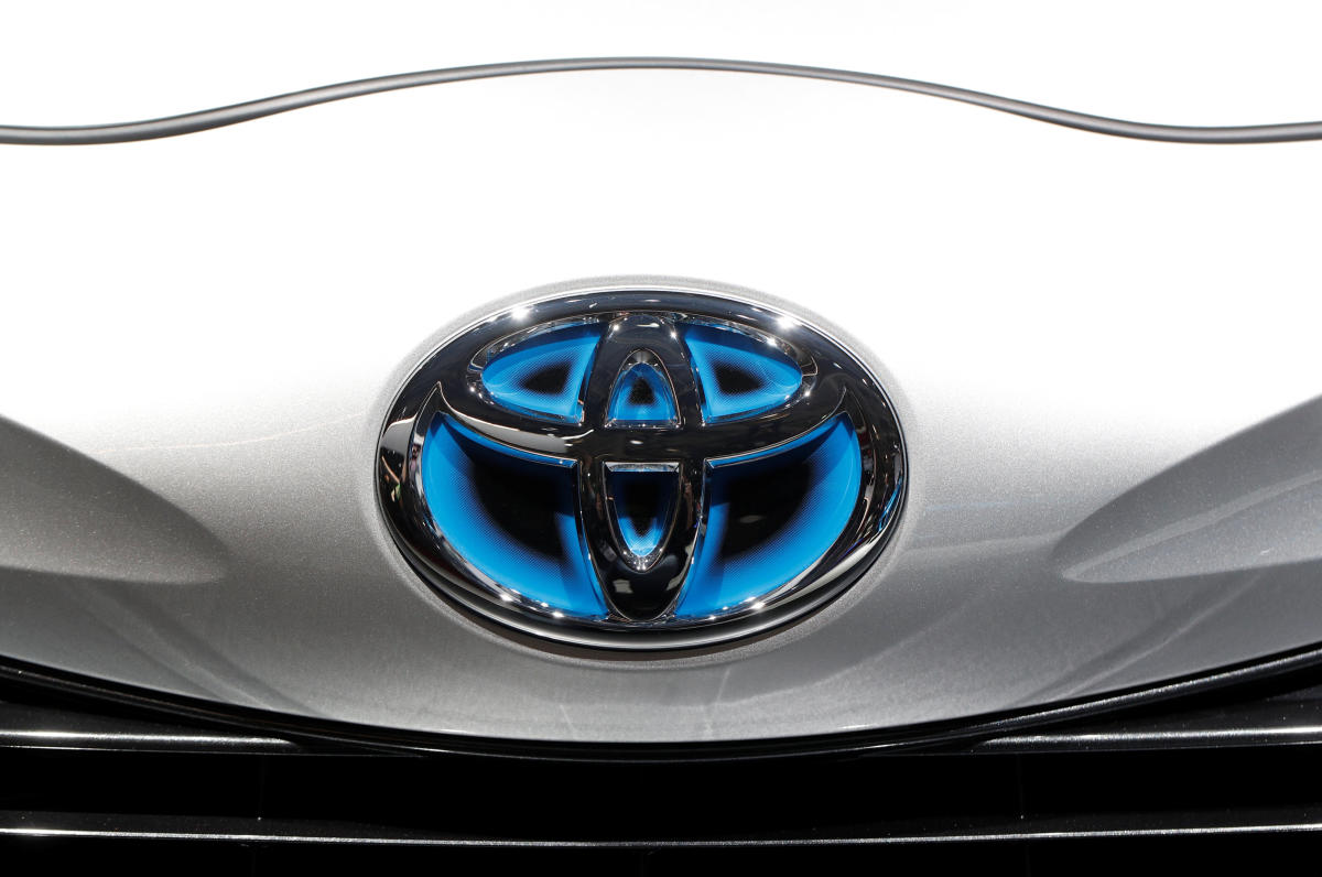 The firm in September said it was recalling more than one million hybrid cars globally after uncovering a technical problem that could cause fires. (Reuters file photo)