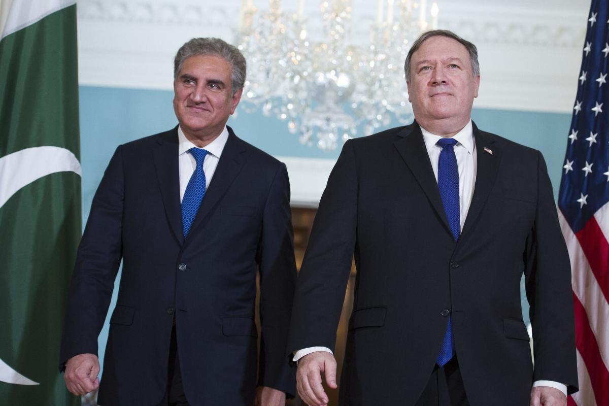 Trump administration officials in their meetings with Pakistan's Foreign Minister Shah Mahmood Qureshi this week also talked about the suspension of the US security assistance since early this year. (AP/PTI File Photo)