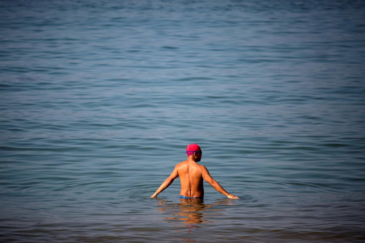 New research in Hong Kong has found that UV filters commonly used in sunscreen are polluting surrounding waters and could endanger human health. AFP File