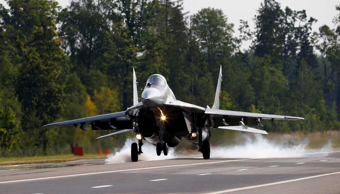 The India Air Force's beast -- MiG-29 - has gained in strength and ferocity after an upgrade, giving the force which is battling a shortage of fighter aircraft a much-needed boost, according to officials. Reuters file photo