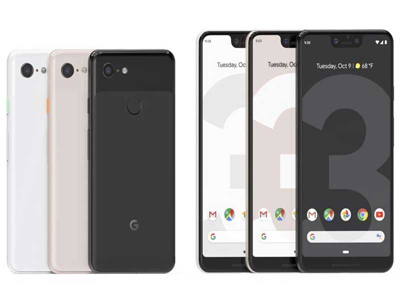 Google is hosting events for the Pixel 3 in cities such as New York, London, Paris, Tokyo and Singapore, spokesman Kay Oberbeck said. (Image courtesy Google/Twitter)