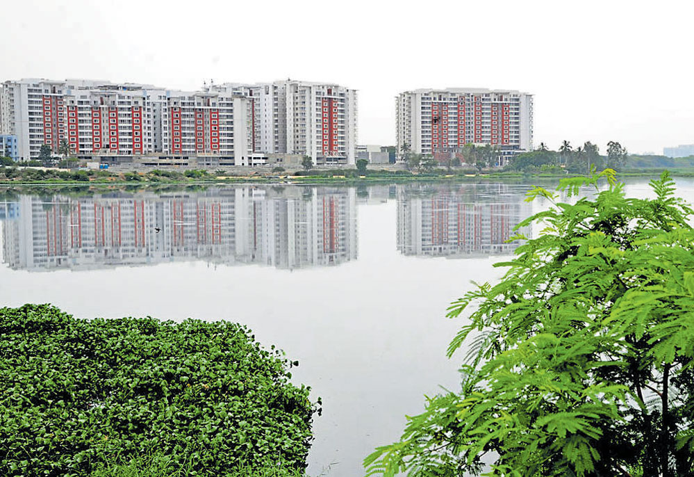 A group of residents and employees in and around Bellandur have started an online petition seeking a reduction of congestion and commercial construction in Bellandur.