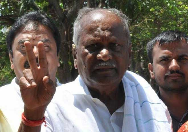 Transport Minister DC Thammanna. DH file photo