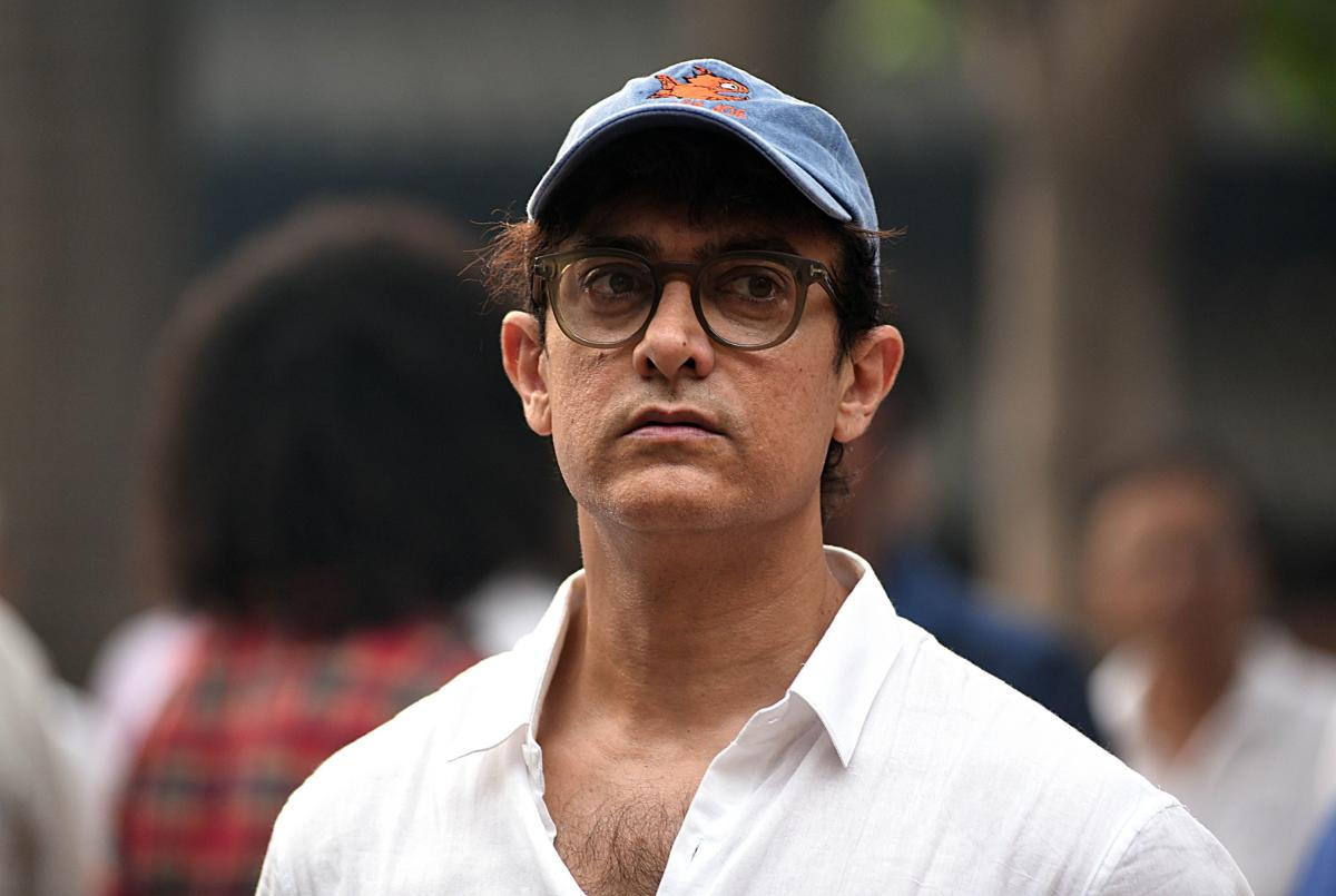 Bollywood actor Aamir Khan. (AFP file photo)