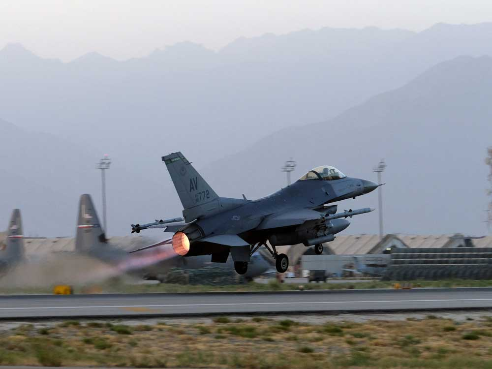 Lockheed Martin has said its broader proposed F-16 partnership with India to produce F-16s exclusively in India for its Air Force and export customers stands firm. Reuters File photo