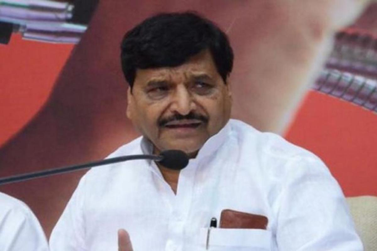 Samajwadi Secular Morcha founder Shivpal Yadav. (File photo)
