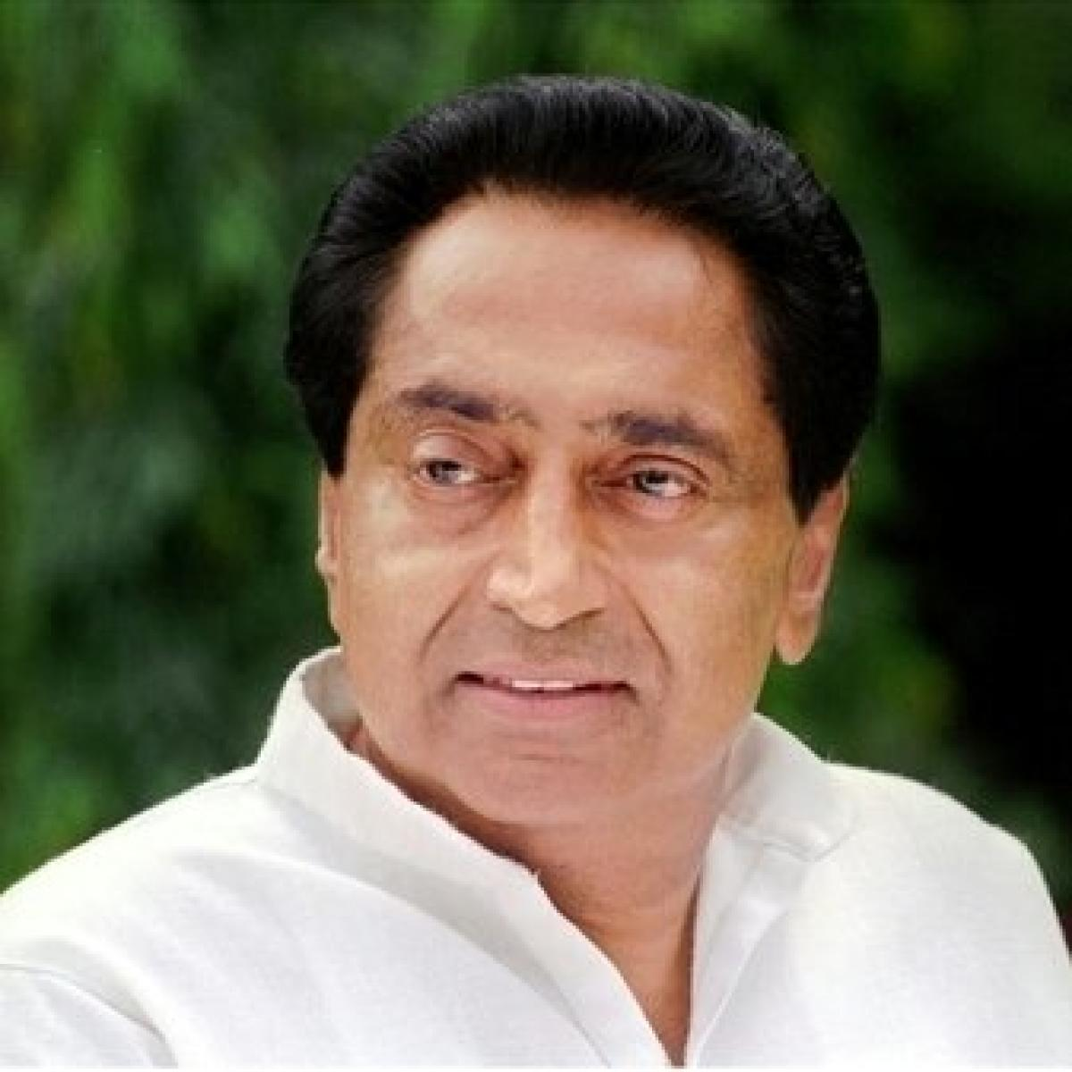 The Congress appointed senior leader Kamal Nath as president of its Madhya Pradesh unit. Pic @OfficeOfKN