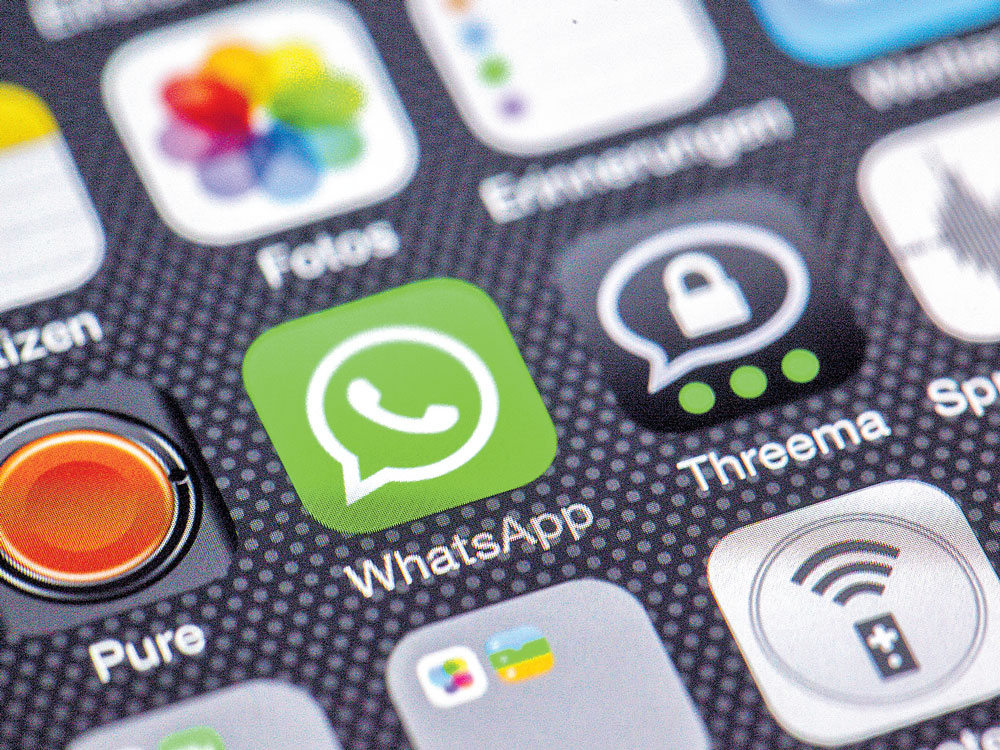 Mobile messaging platform WhatsApp on Tuesday said it has set up a system in India to store payments related data locally to comply with RBI policy.