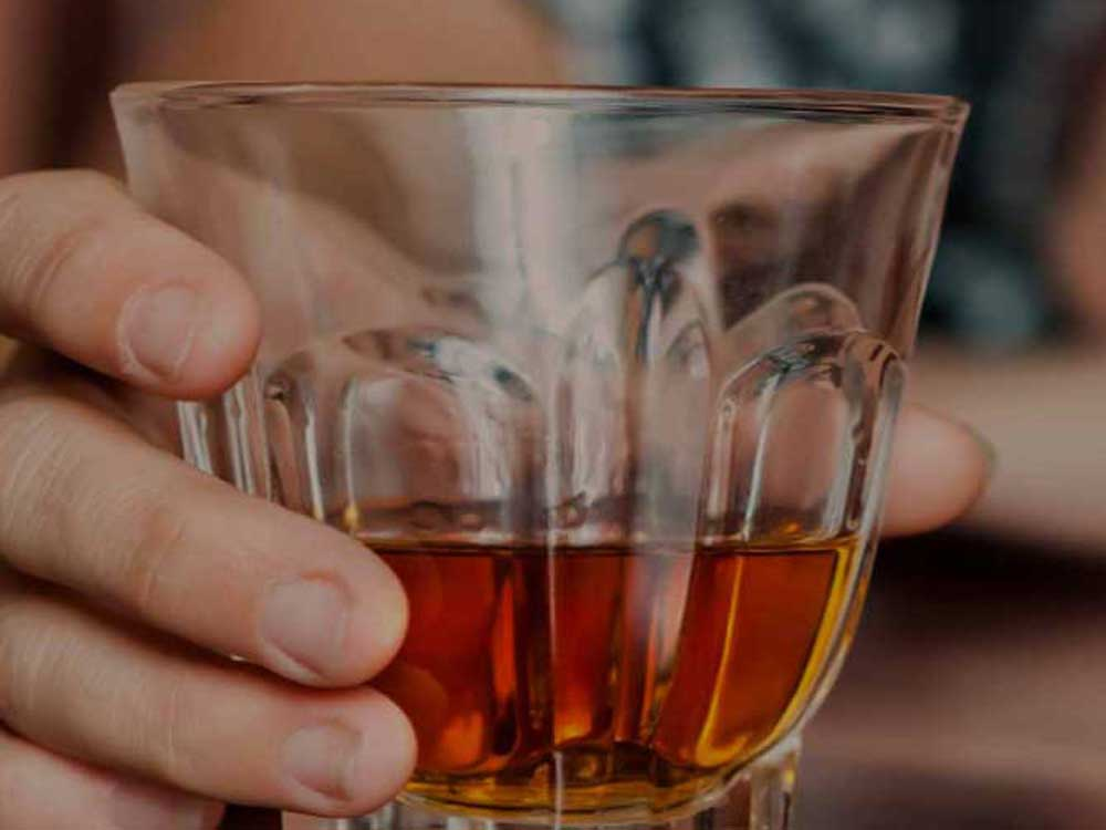 In dry Bihar, consumption or possession of liquor is a cognisable offence and the offender, if proved guilty, could be slapped with 10 years of imprisonment. File photo