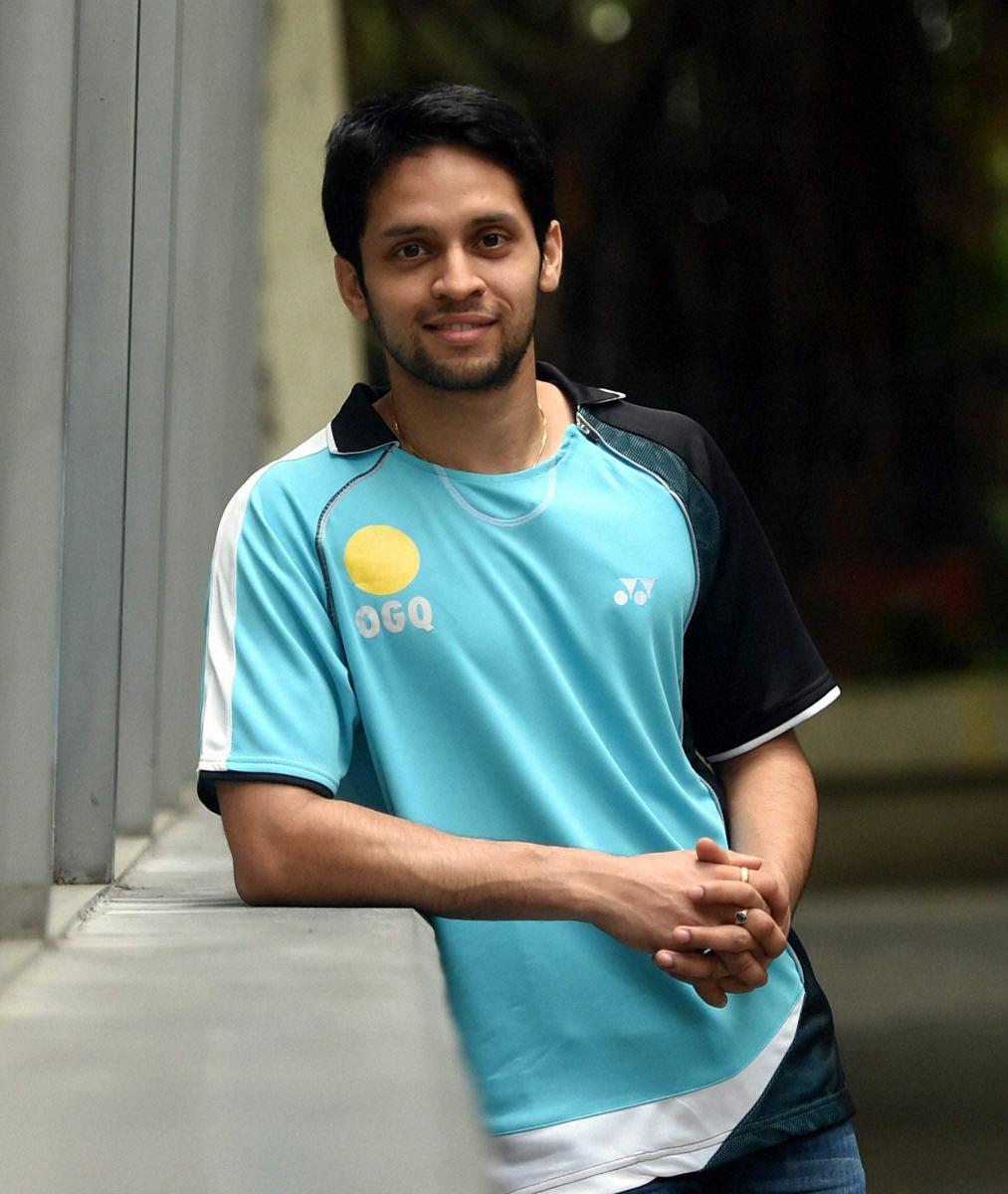 Indian badminton player Parupalli Kashyap. (PTI file photo)