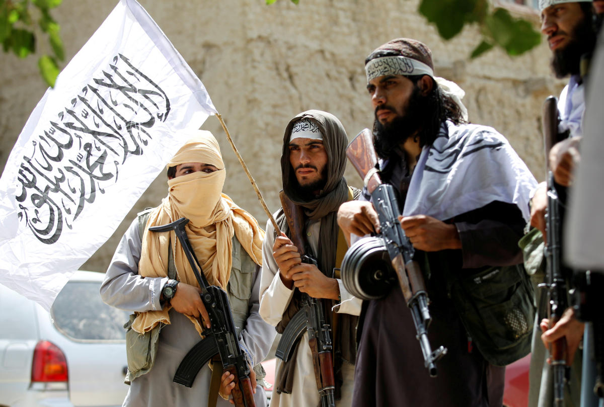 The meeting with Khalilzad and other American officials took place in Doha on Friday, Taliban spokesman Zabihullah Mujahid said in a statement sent to journalists. (Reuters file photo for representation)