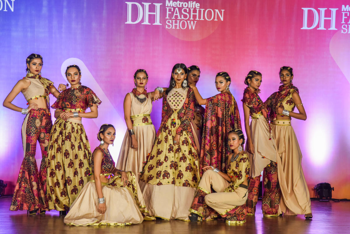 Vogue Institute of Fashion Technology is among the top 10 colleges coming for the final on Saturday.
