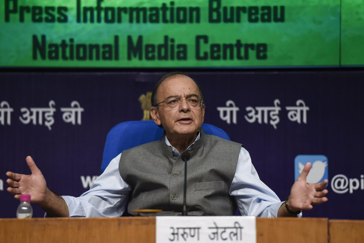 In a facebook post titled: Falsehood of a 'Clown Prince', Jaitley said in mature democracies those who rely on falsehood are considered unfit for public life. PTI File Photo