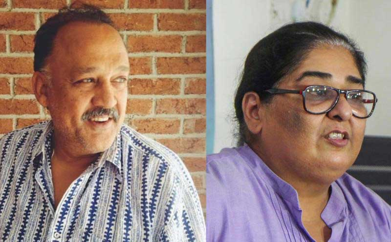 Alok Nath moved the Dindoshi sessions court here with a civil suit seeking Re 1 as damages and an apology from Nanda for defaming him. (DH File Photos)