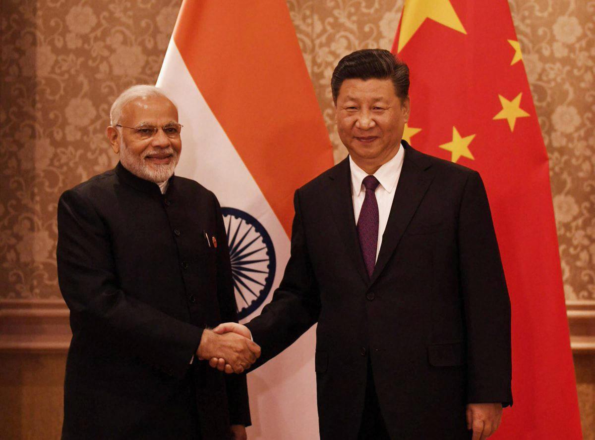 Chinese President Xi Jinping and Prime Minister Narendra Modi. (PTI file photo)