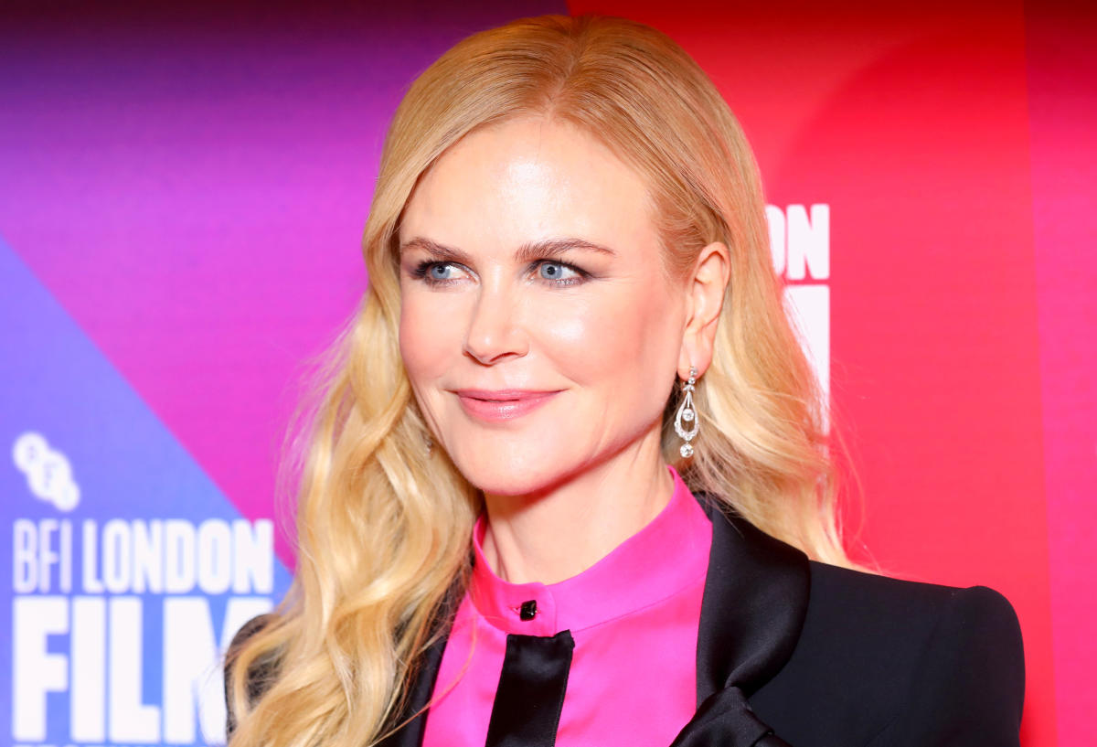 The 51-year-old Nicole Kidman, who was married to Cruise for 11 years, said after their divorce in 2001, she had to start looking after herself.