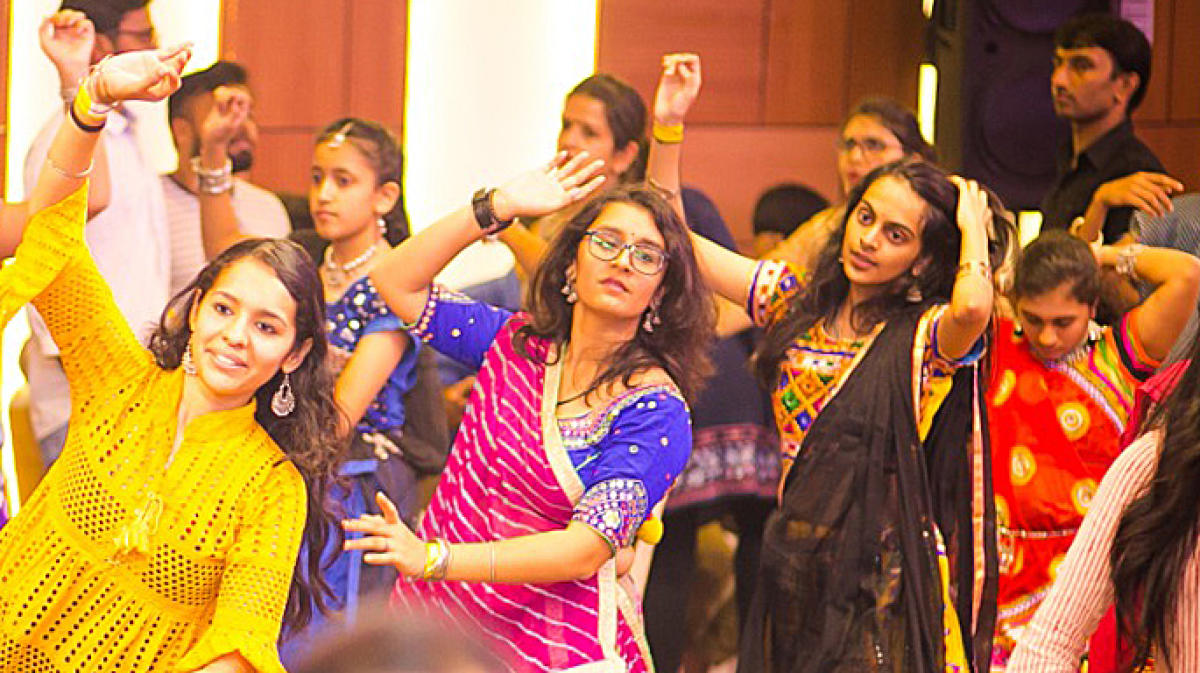 Dandiya is back in the city with full fervor this Navaratri with various Gujarati communities raving traditionally and non-Gujarati communities going western through Disco Dandiya.