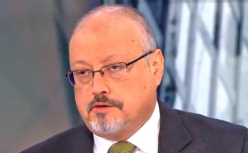 Senior journalist Jamal Khashoggi