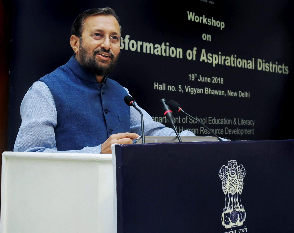 The HRD ministry's u-turn on its move to bring examination, evaluation, teaching and learning activities at Delhi University under the ESMA comes days after the UGC set up a seven-member working group under former member of the commission VS Chauhan to suggest changes in the Delhi University Act.
