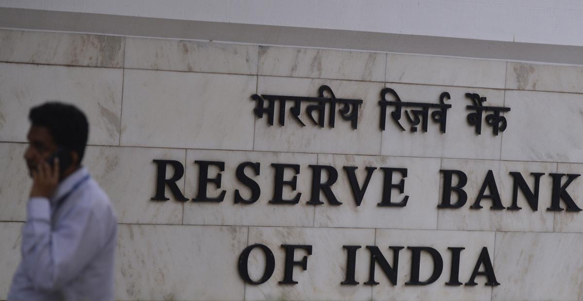 "In the policy review meeting, earlier this month, the majority of RBI's six-member MPC, including Governor Urjit R Patel, favoured keeping the key repo rate unchanged as part of ""calibrated tightening"" to keep retail inflation at 4 per cent. (AFP file photo)"