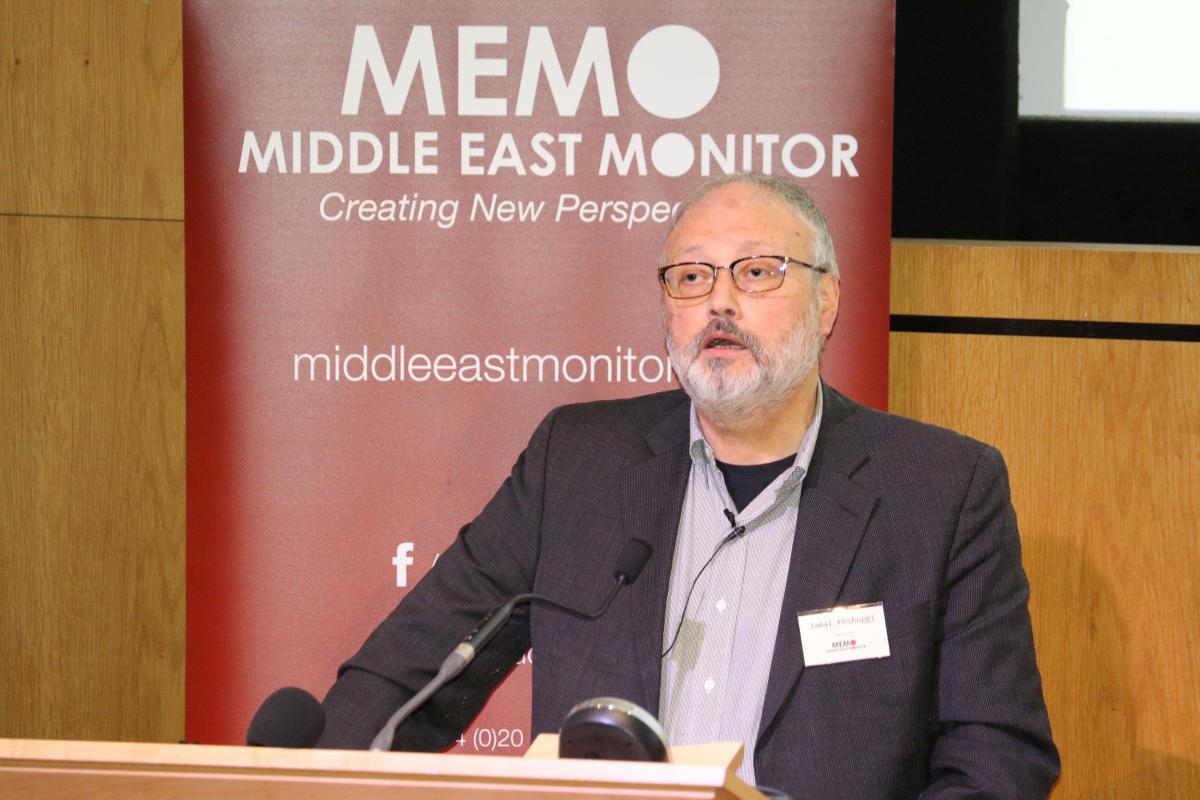 Saudi dissident Jamal Khashoggi. (REUTERS File Photo)