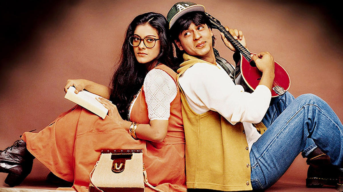 The 1995 film saw Shah Rukh Khan and Kajol emerge as romantic heartthrobs in Bollywood.