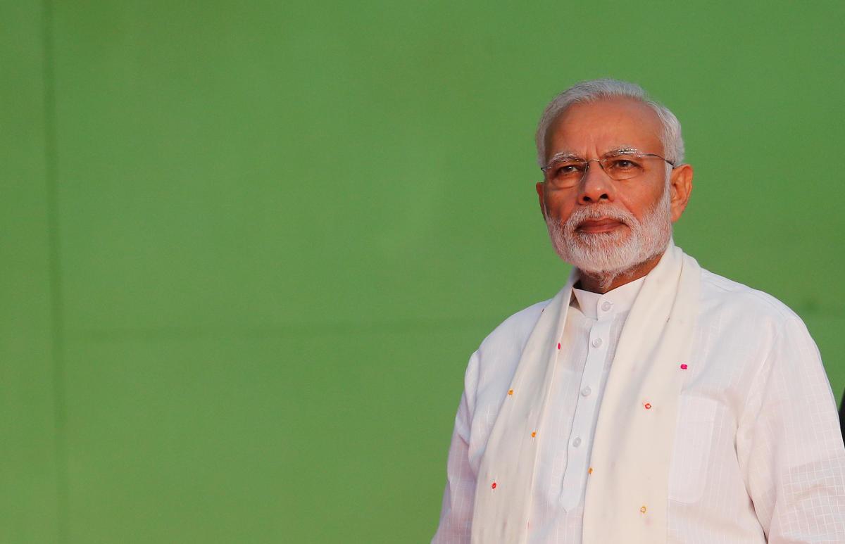 Narendra Modi is the 14th recipient of the award. (Reuters file photo)